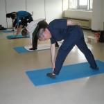 classe de yoga