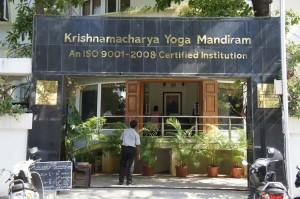 Krishnamacharia Yoga Mandiram